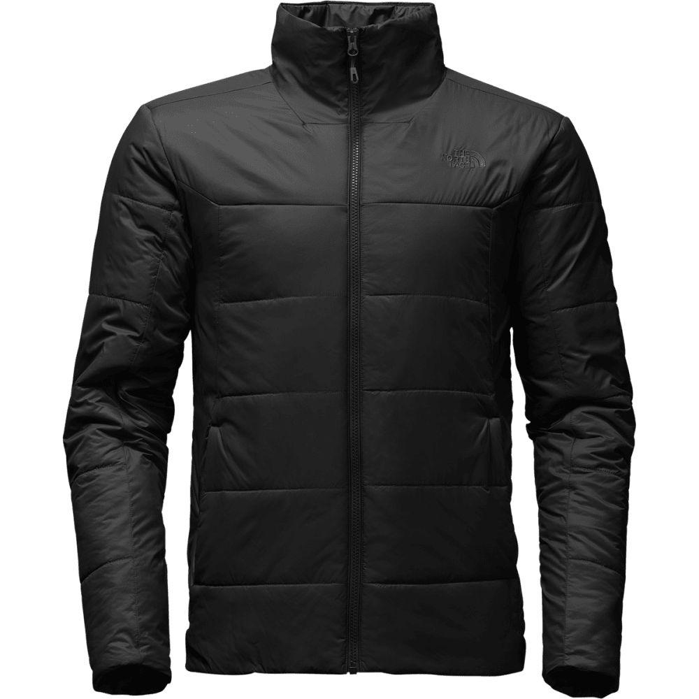 THE NORTH FACE Men's Clement Triclimate Jacket - JK3-TNF BLACK