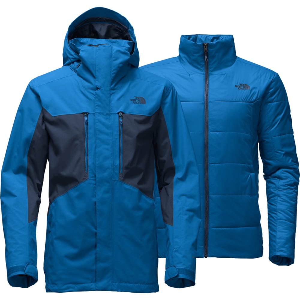 3f5f6f29b THE NORTH FACE Men's Clement Triclimate Jacket - Eastern Mountain Sports
