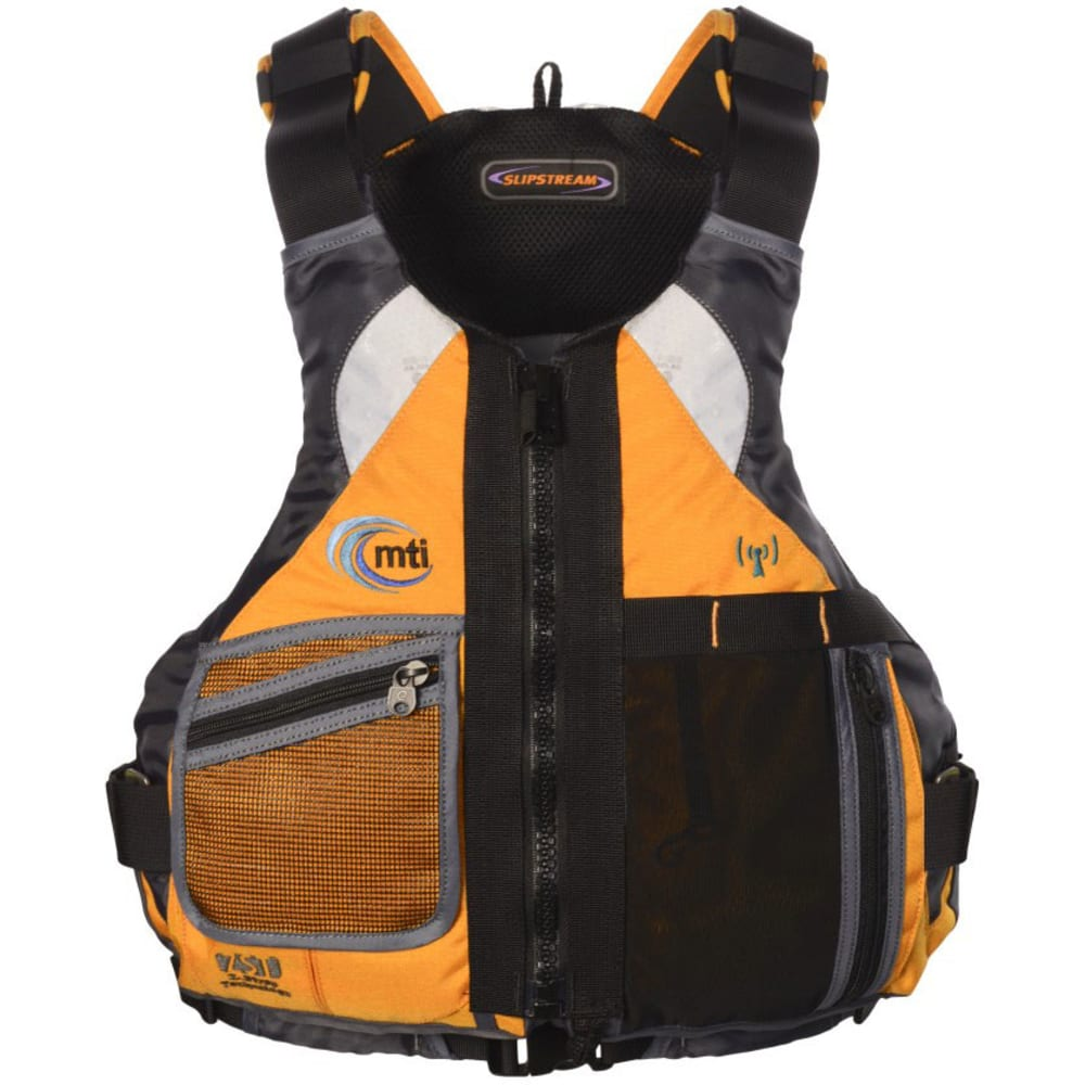 MTI Slipstream PFD - MANGO/GREY