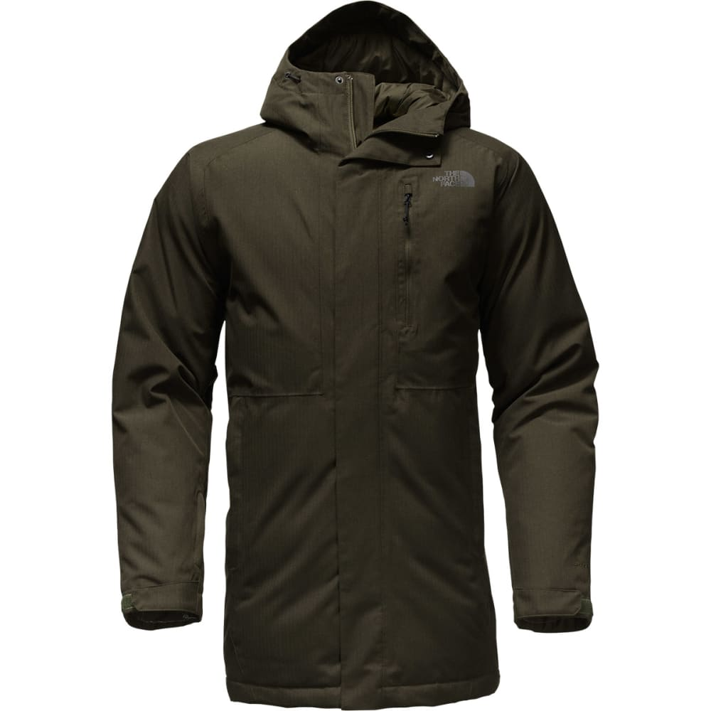 THE NORTH FACE Men's Mount Elbert Parka - ROSIN GREEN HEATHER