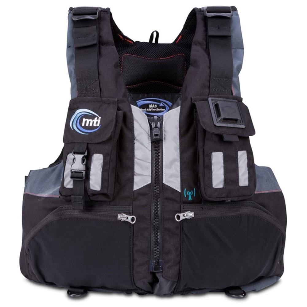 MTI Headwater PFD - BLACK/GRAY