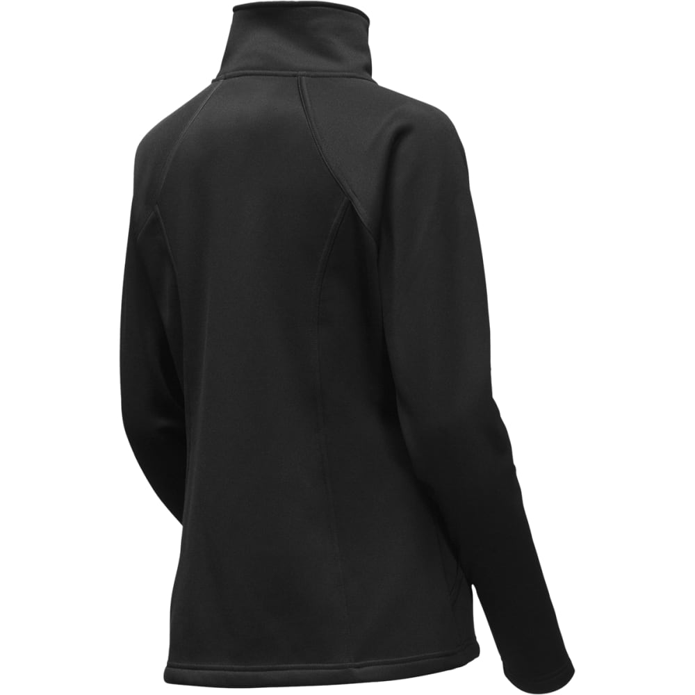 THE NORTH FACE Women's Agave Full-Zip Jacket - JK3-TNF BLACK