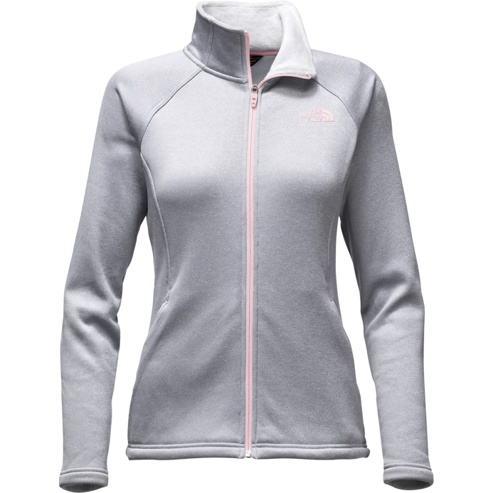 THE NORTH FACE Women's Agave Full-Zip Jacket - DYX-LT GRY HEATHER