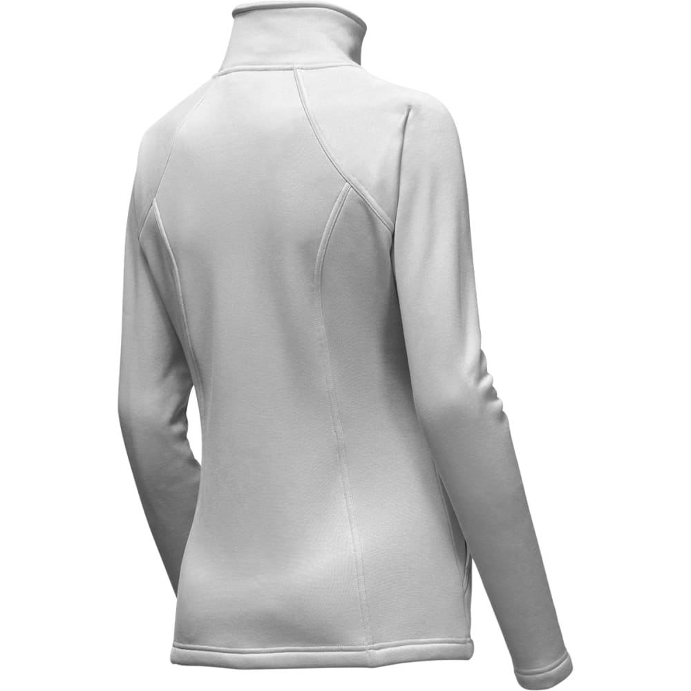 THE NORTH FACE Women's Agave Full-Zip Jacket - GF5-LUNAR ICE GRY