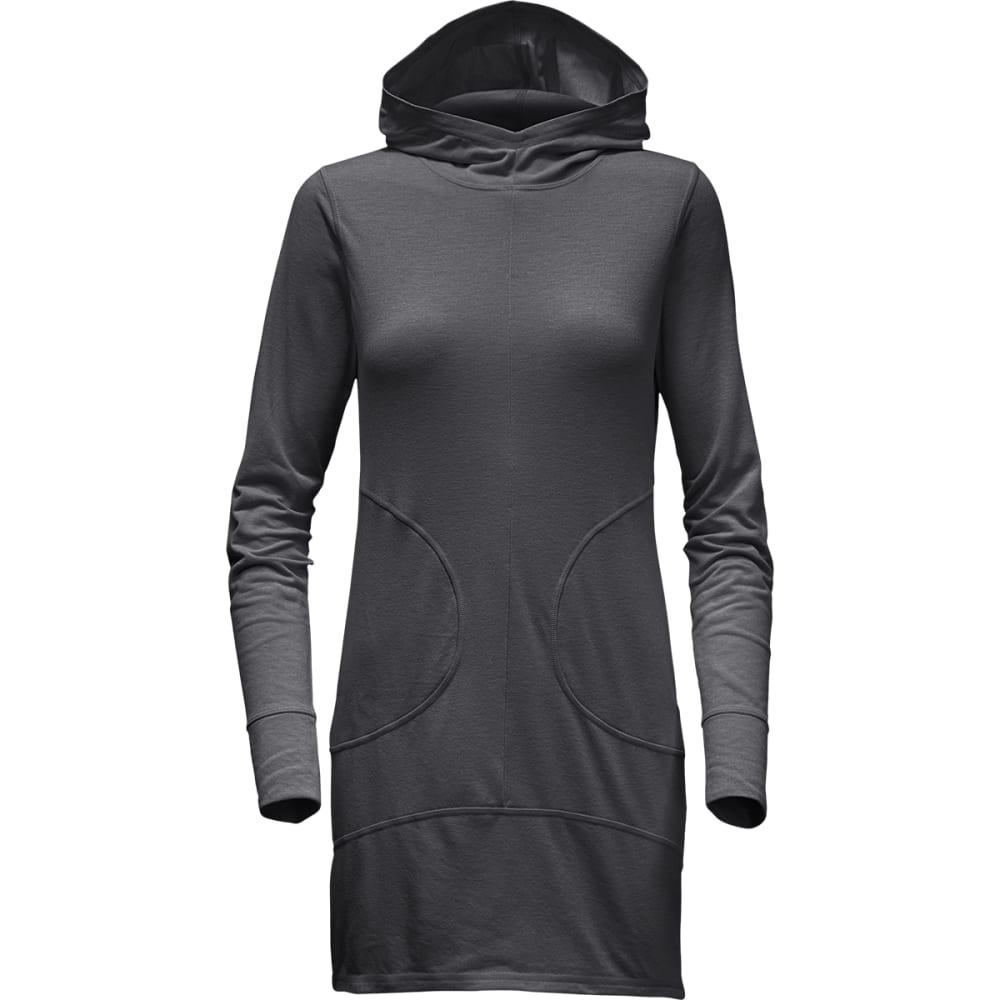 THE NORTH FACE Women's Hooded FlashDry Dress - DYZ-TNF DL GREY H