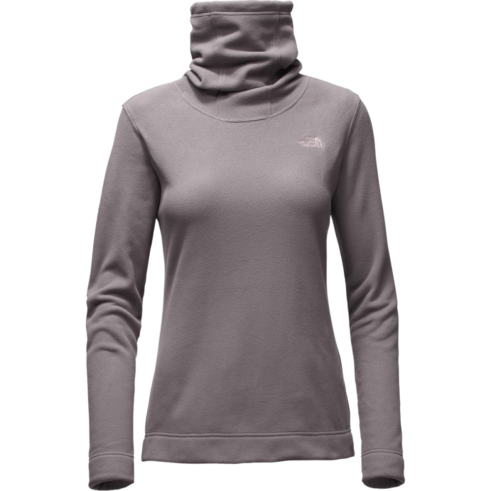 THE NORTH FACE Women's Novelty Glacier Pullover - HCW-RABBIT GREY H
