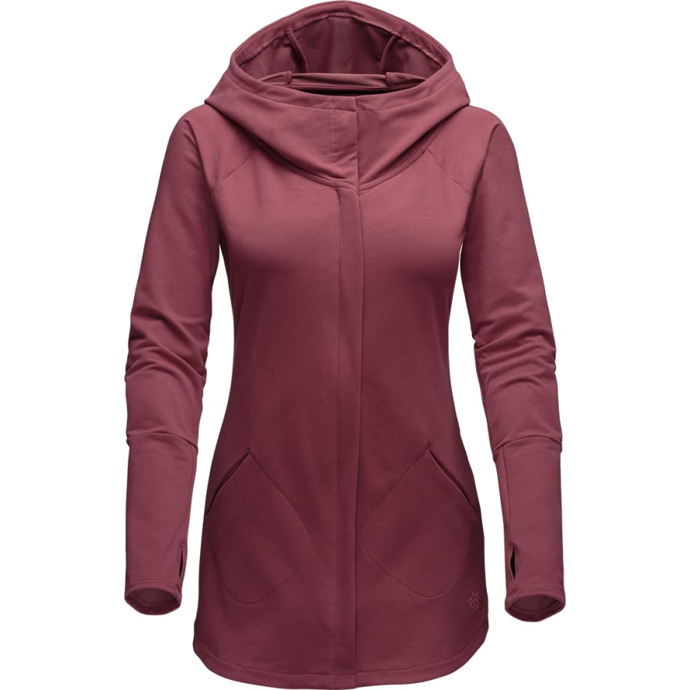 THE NORTH FACE Women's Wrap-Ture Full-Zip Jacket - RENAISSANCE ROSE