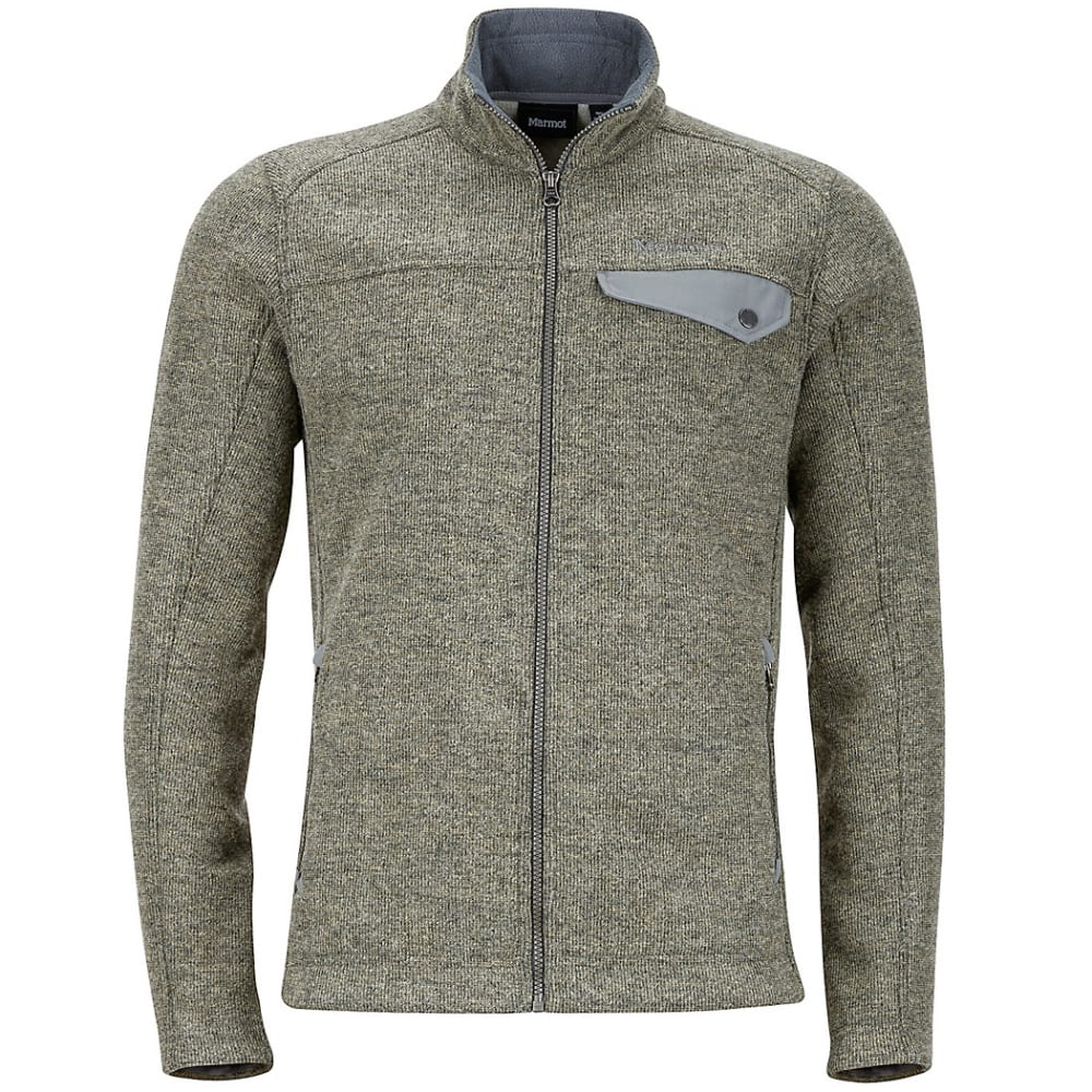 MARMOT Men's Poacher Pile Jacket - 8967-SANDSTORM H