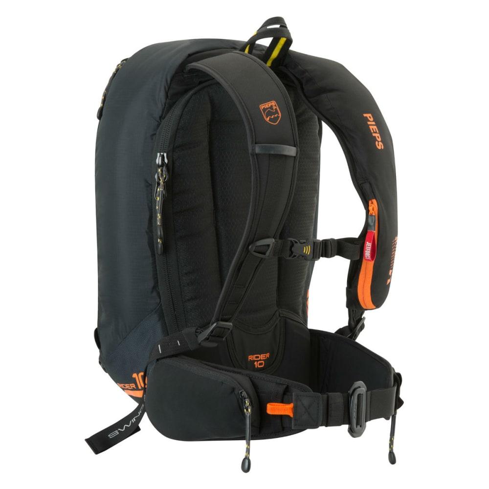 Black Diamond Pieps Rider 10 Jetforce Avalanche Airbag Pack