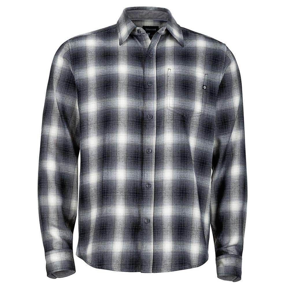 MARMOT Men's Fairfax Flannel Shirt - 1415-CINDER