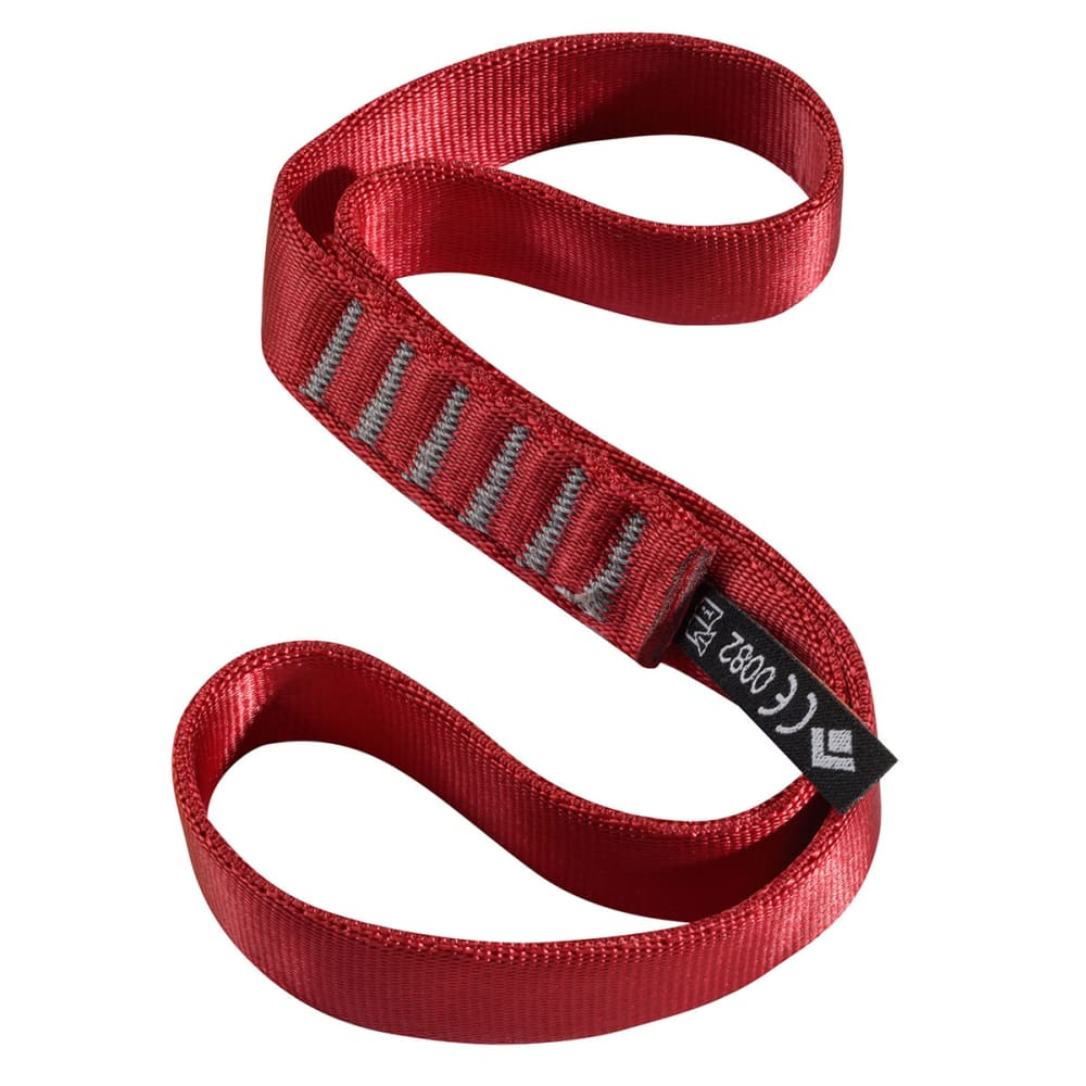 BLACK DIAMOND 18mm Nylon Runner, 30 CM - RED