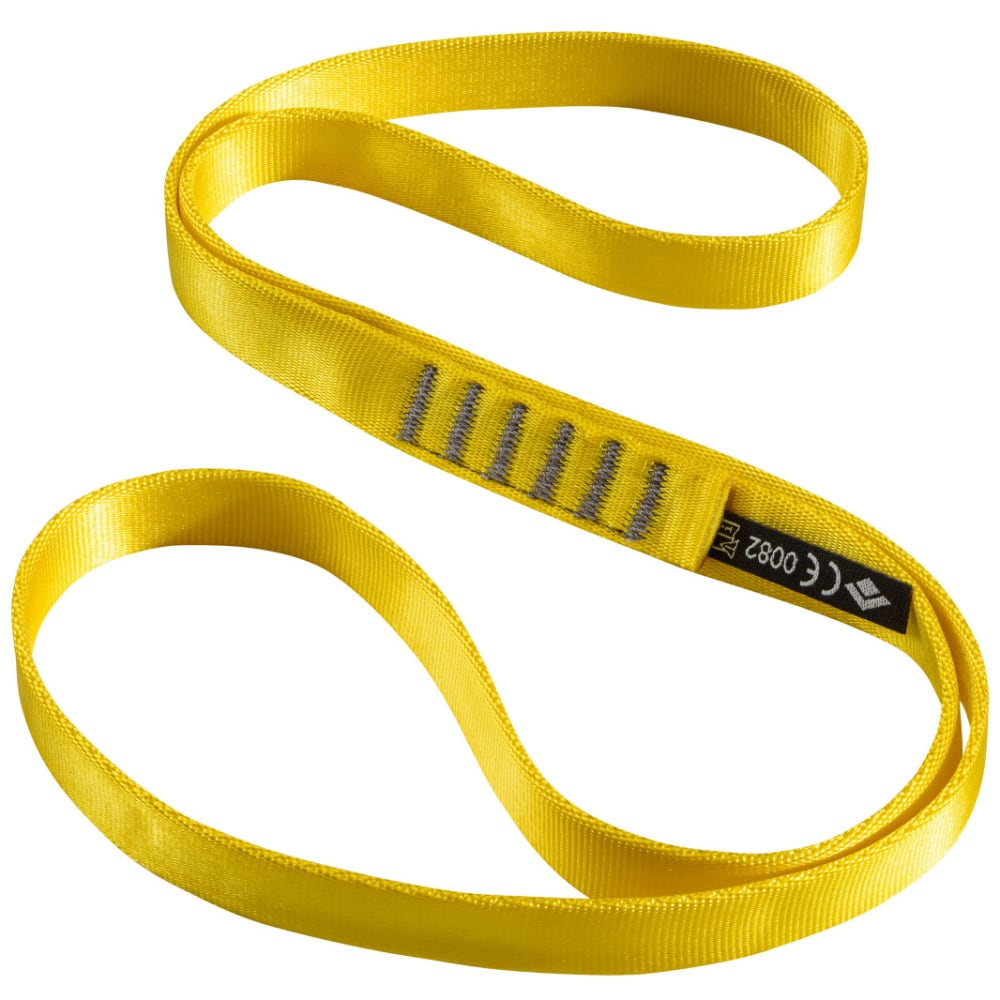 BLACK DIAMOND 18 mm X 60 cm Nylon Runner - YELLOW