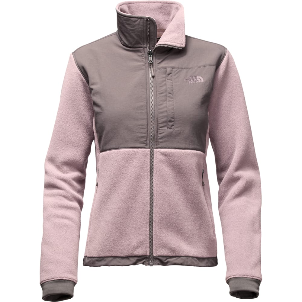 THE NORTH FACE Women's Denali 2 Jacket - QUAIL GRY/RABBIT GRY