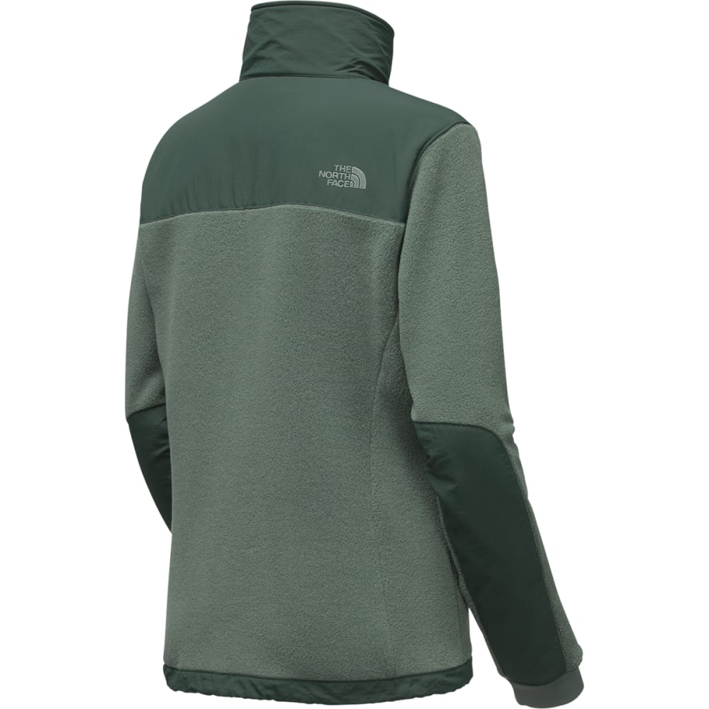 THE NORTH FACE Women's Denali 2 Jacket - BALSAM GRN HEATHER