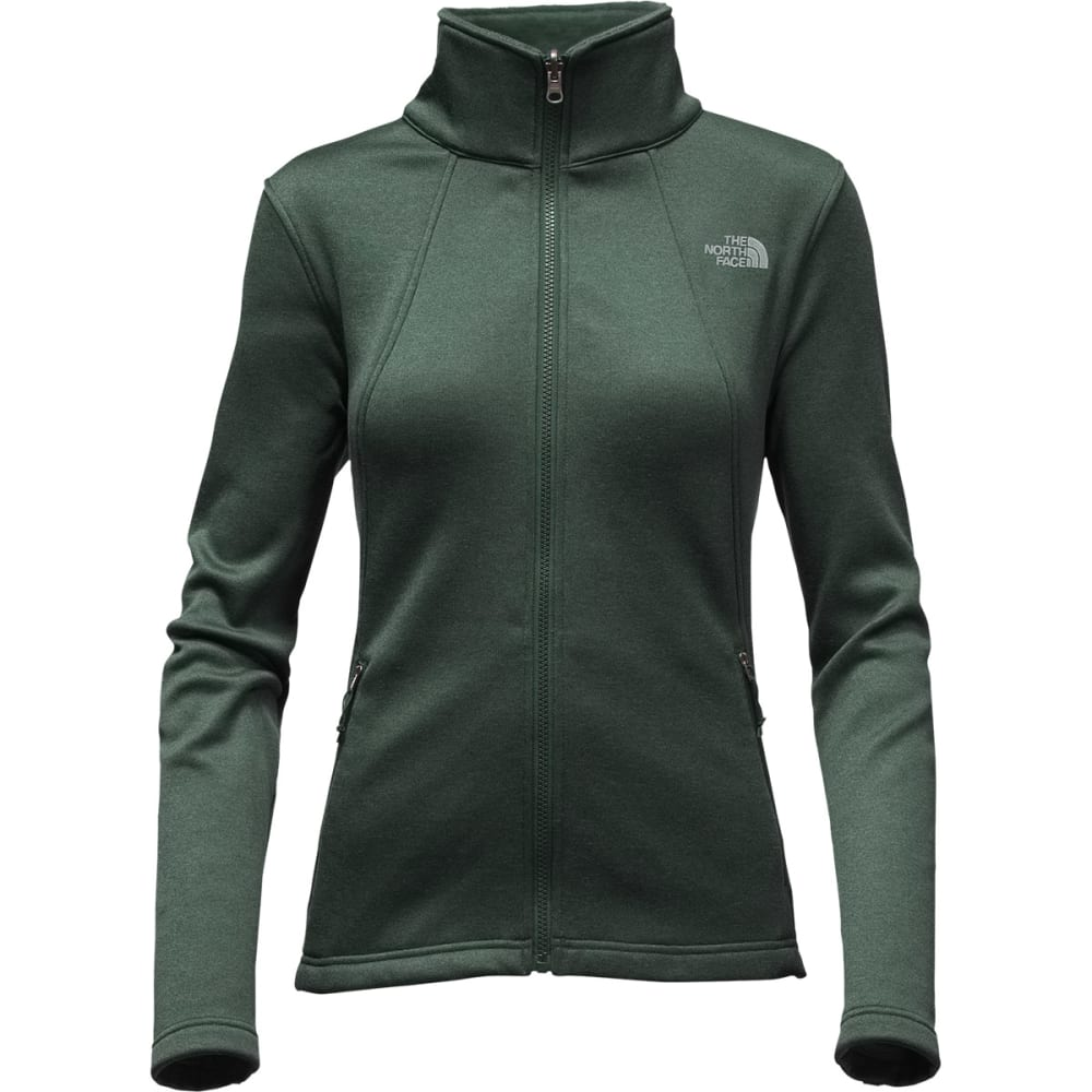 THE NORTH FACE Women's Highanddry Triclimate Jacket - HZZ-BALSAM GREEN