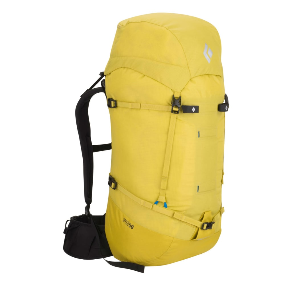 BLACK DIAMOND Speed 50 Backpack  - SULFUR