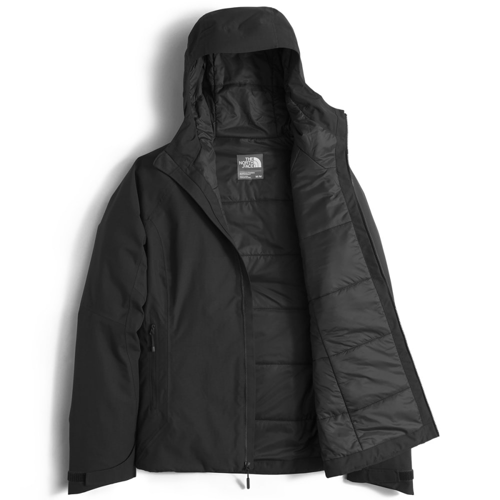 THE NORTH FACE Women's Fuseform Montro Insulated Jacket - TNF BLK FUSE