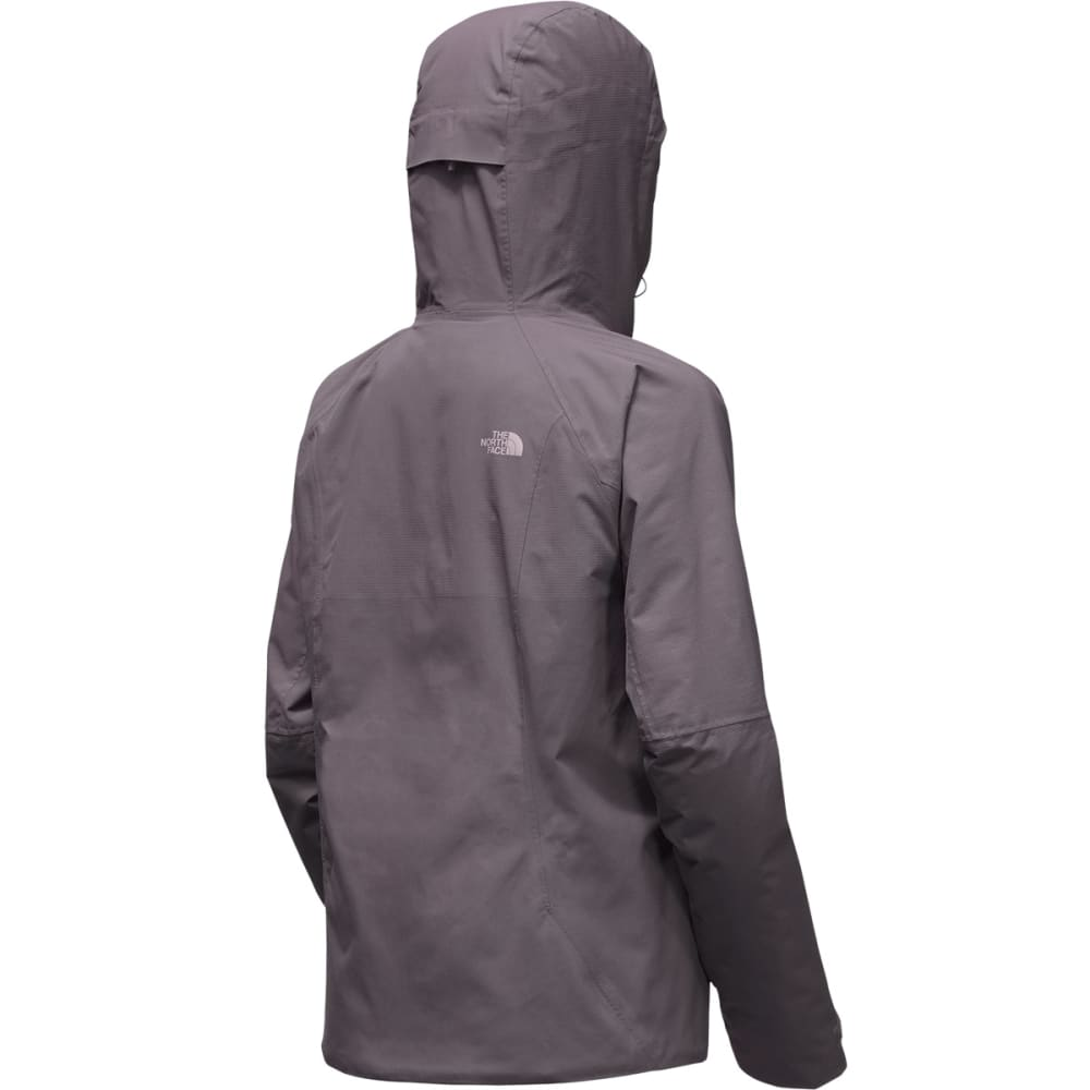 THE NORTH FACE Women's Fuseform Montro Insulated Jacket - RABBIT GRY FUSE