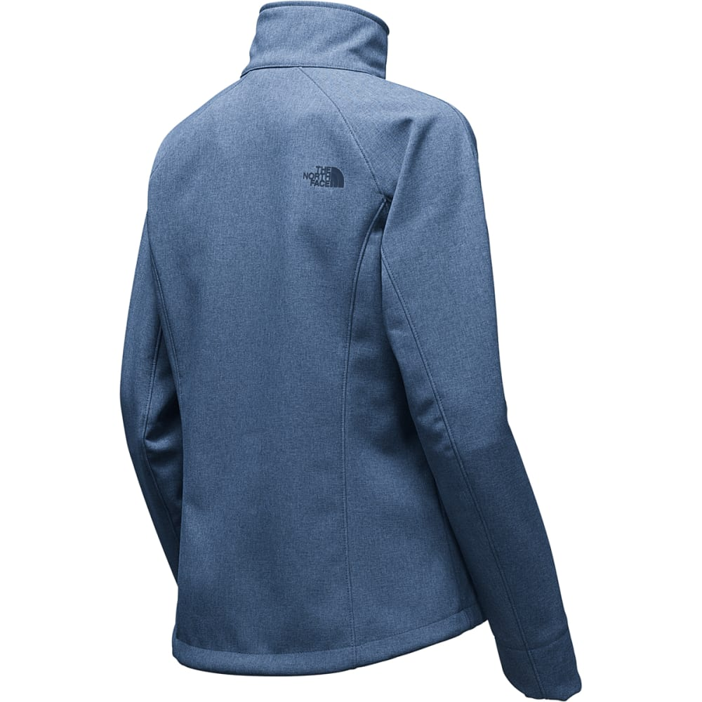 THE NORTH FACE Women's Apex Bionic 2 Jacket - HKW-SHADY BLU HTHR