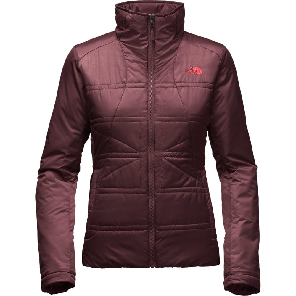 THE NORTH FACE Women's Clementine Triclimate Jacket - HIGH RISK RED