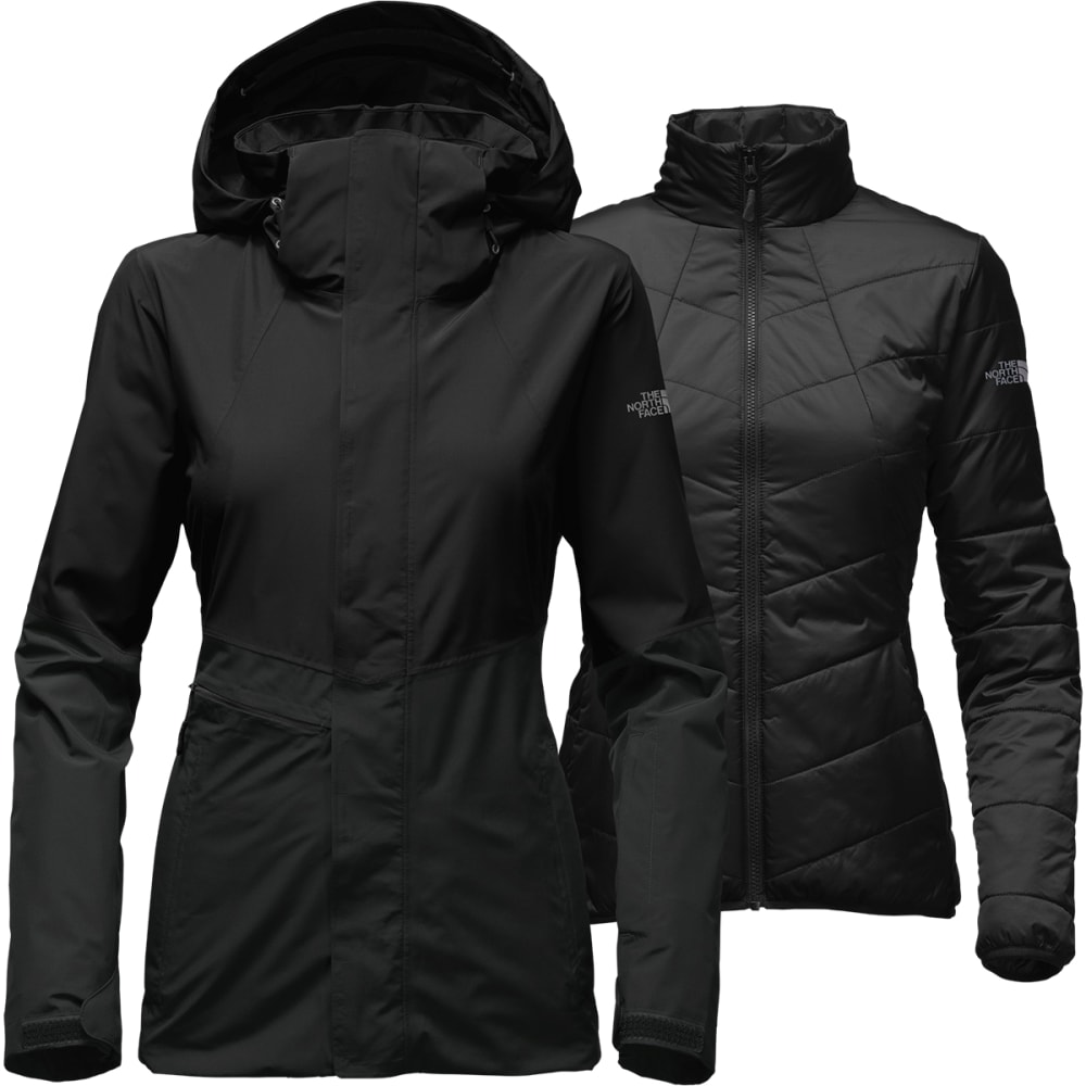 THE NORTH FACE Women's Garner Triclimate Jacket - TNF BLACK