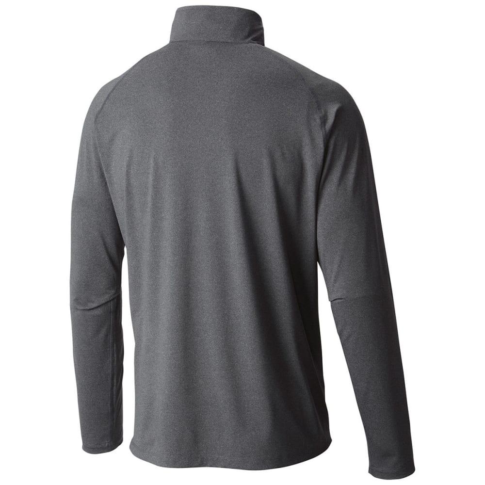 COLUMBIA Men's Tuk Mountain Half-Zip Shirt - 053-GRAPHITE HTHR