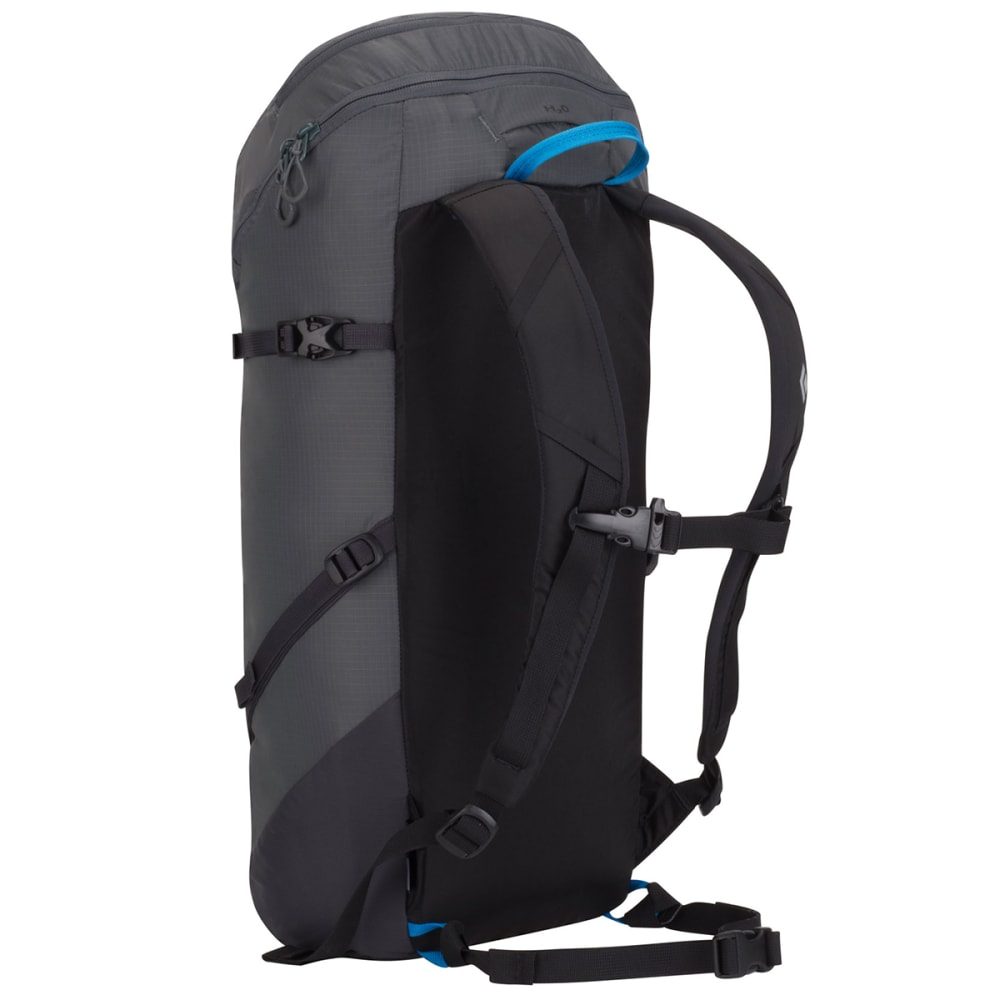 BLACK DIAMOND Speed Zip 24 Pack  - GRAPHITE