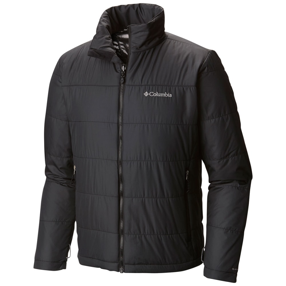 COLUMBIA Men's Whirlibird™ Interchange Jacket - BLACK MELANGE-013