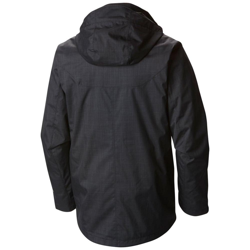 COLUMBIA Men's Whirlibird™ Interchange Jacket - BLACK MELANGE-013