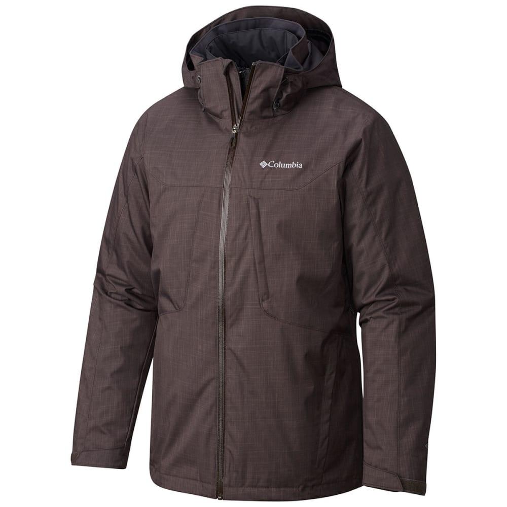 COLUMBIA Men's Whirlibird Interchange Jacket - BUFFALO MELANGE-225