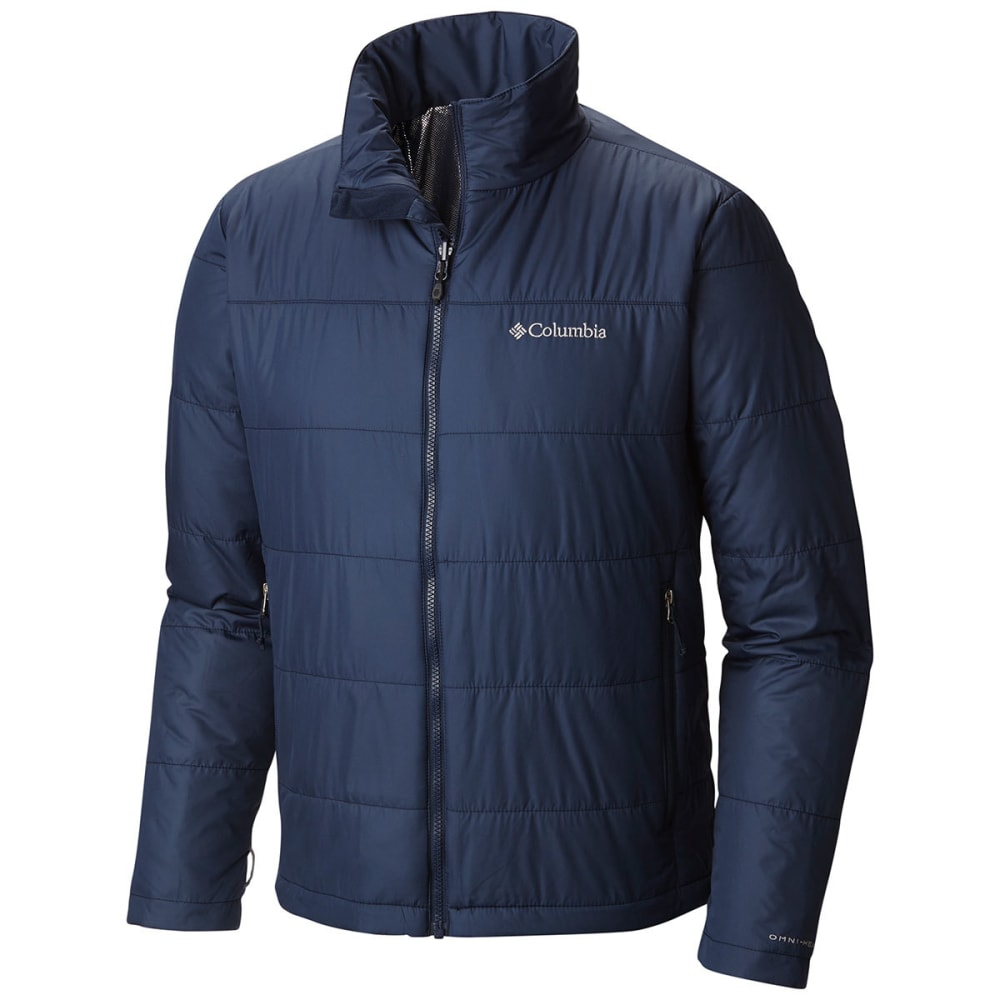 5255329e8af COLUMBIA Men  39 s Whirlibird Interchange Jacket - COL NAVY MELANGE-465