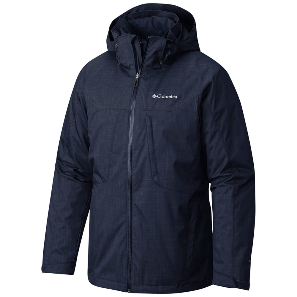 COLUMBIA Men's Whirlibird™ Interchange Jacket - COL NAVY MELANGE-465
