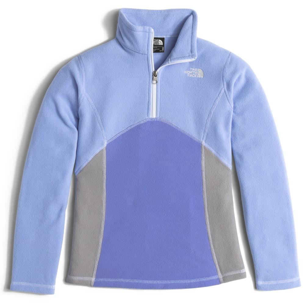 THE NORTH FACE Girls' Glacier  ¼ Zip Pullover - V5Q-GRAPEMIST BLUE
