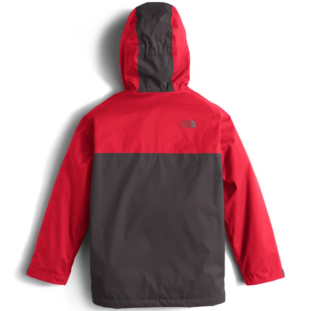 THE NORTH FACE Boys' Chimborazo Triclimate Jacket - 044-GRAPHITE GREY