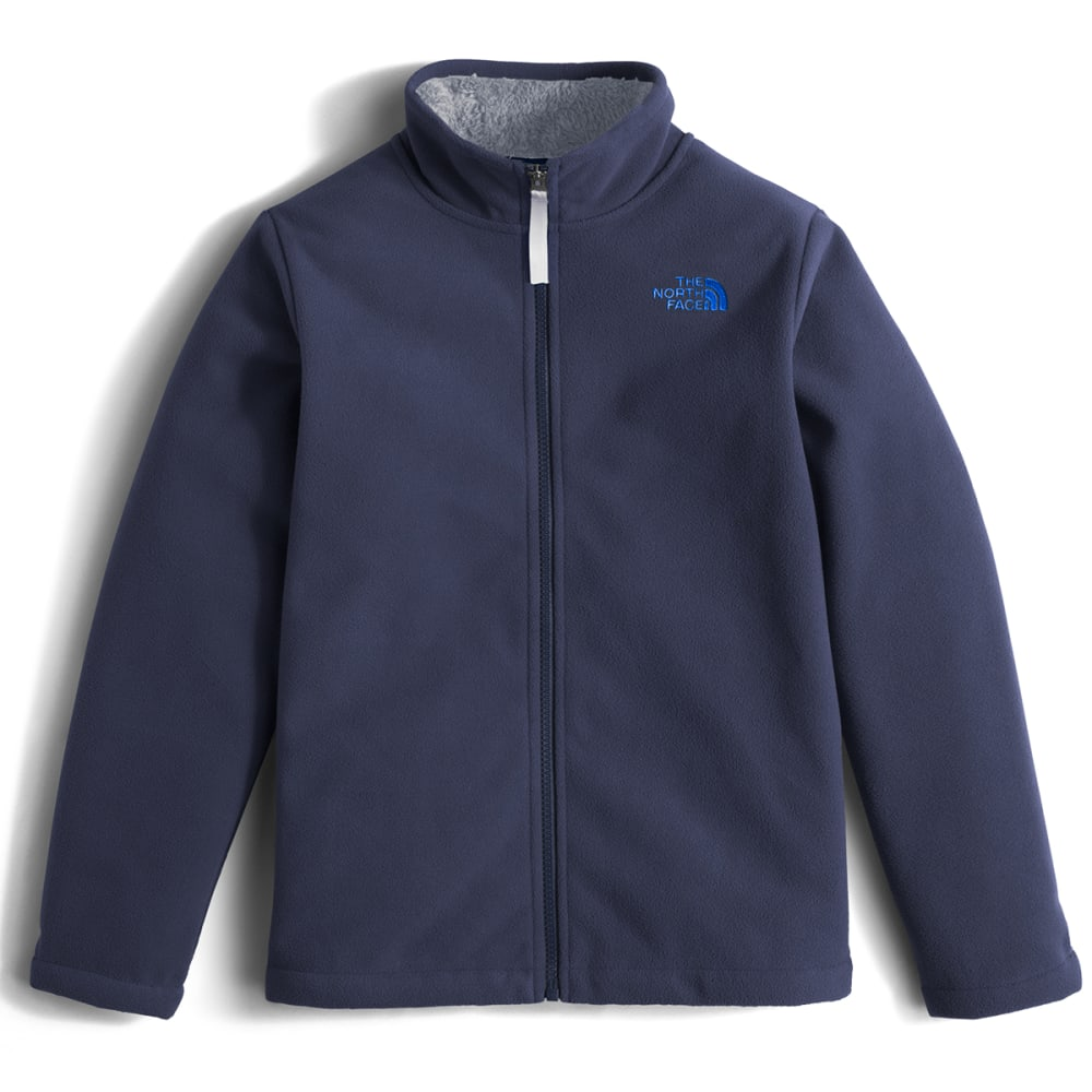 THE NORTH FACE Boys' Chimborazo Triclimate Jacket - A7L-COSMIC BLUE