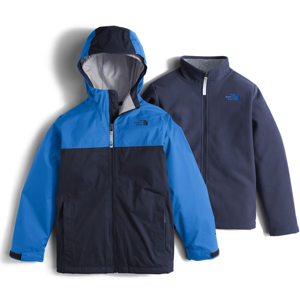 53ecf98fa6fc THE NORTH FACE Boys  Chimborazo Triclimate Jacket - Eastern Mountain ...