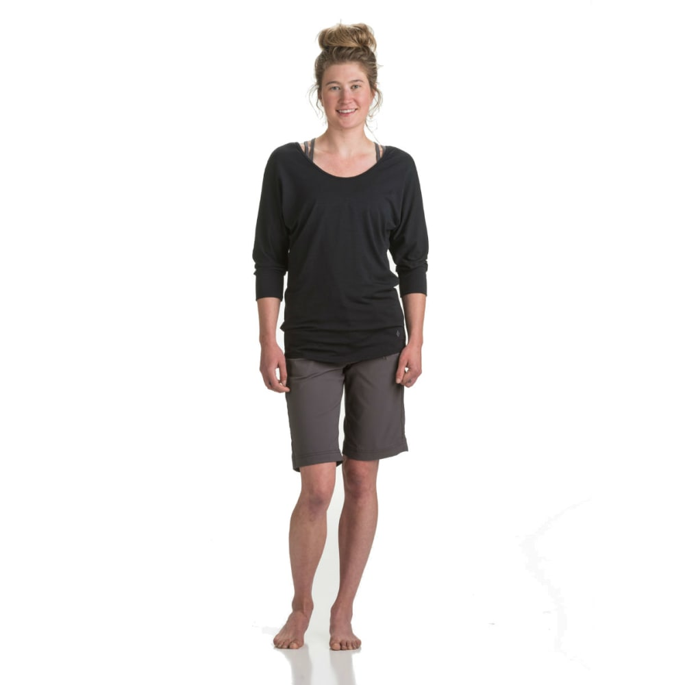 BLACK DIAMOND Women's Desert Song Tunic - BLACK