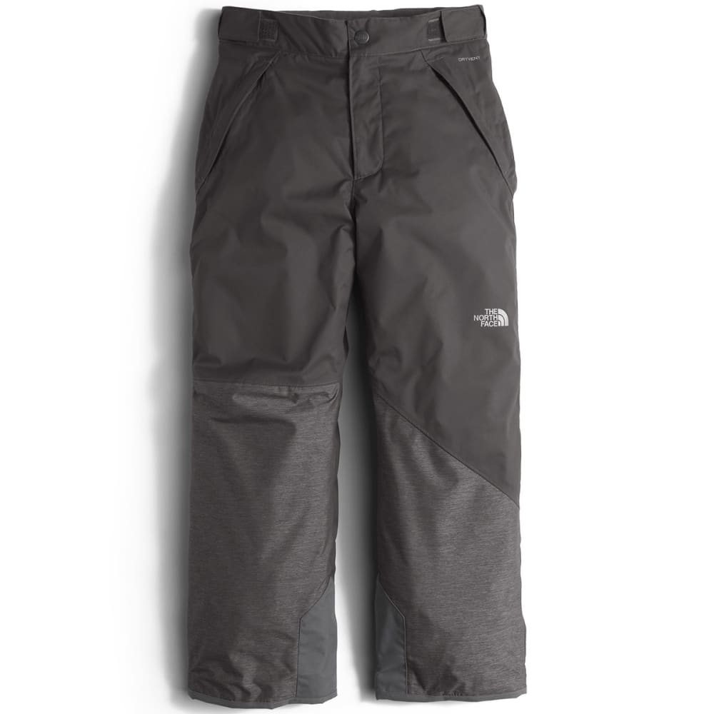 THE NORTH FACE Boys' Freedom Insulated Pants - 044-GRAPHITE GREY