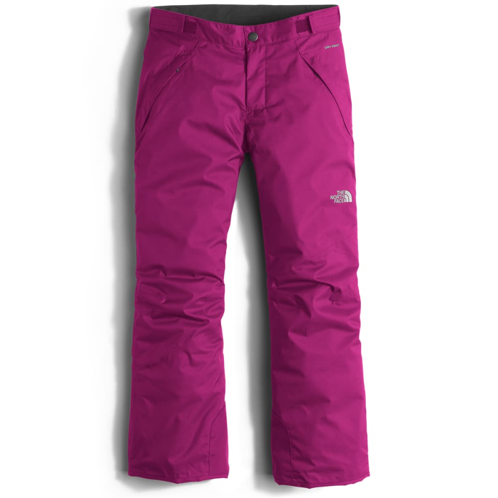 THE NORTH FACE Girls' Freedom Insulated Pants - ROXBURY PINK