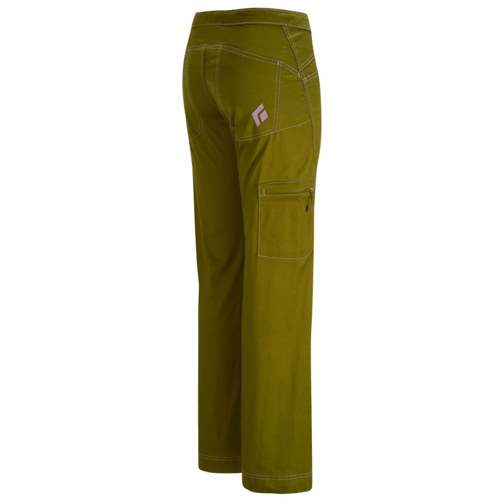 BLACK DIAMOND Women's Credo Pants - SAGE