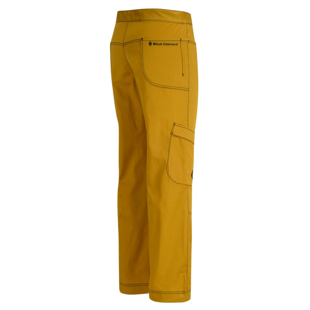 BLACK DIAMOND Men's Credo Pants - GOLD