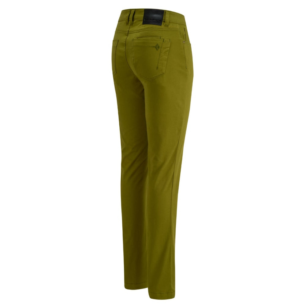 BLACK DIAMOND Women's Stretch Font Pants - SAGE
