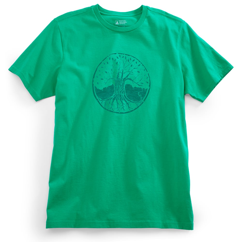 EMS® Men's Grass Roots Graphic Tee - MEDIUM GREEN
