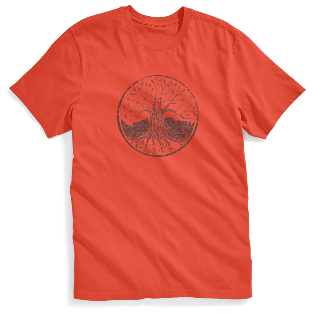 EMS Men's Grass Roots Graphic Tee - SUMMER FIG