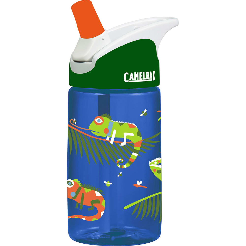 CAMELBAK Kids' Eddy .4L Water Bottle - IGUANAS/53855