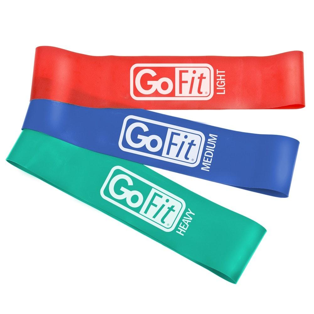GOFIT Latex Flat Band Kit - NO COLOR