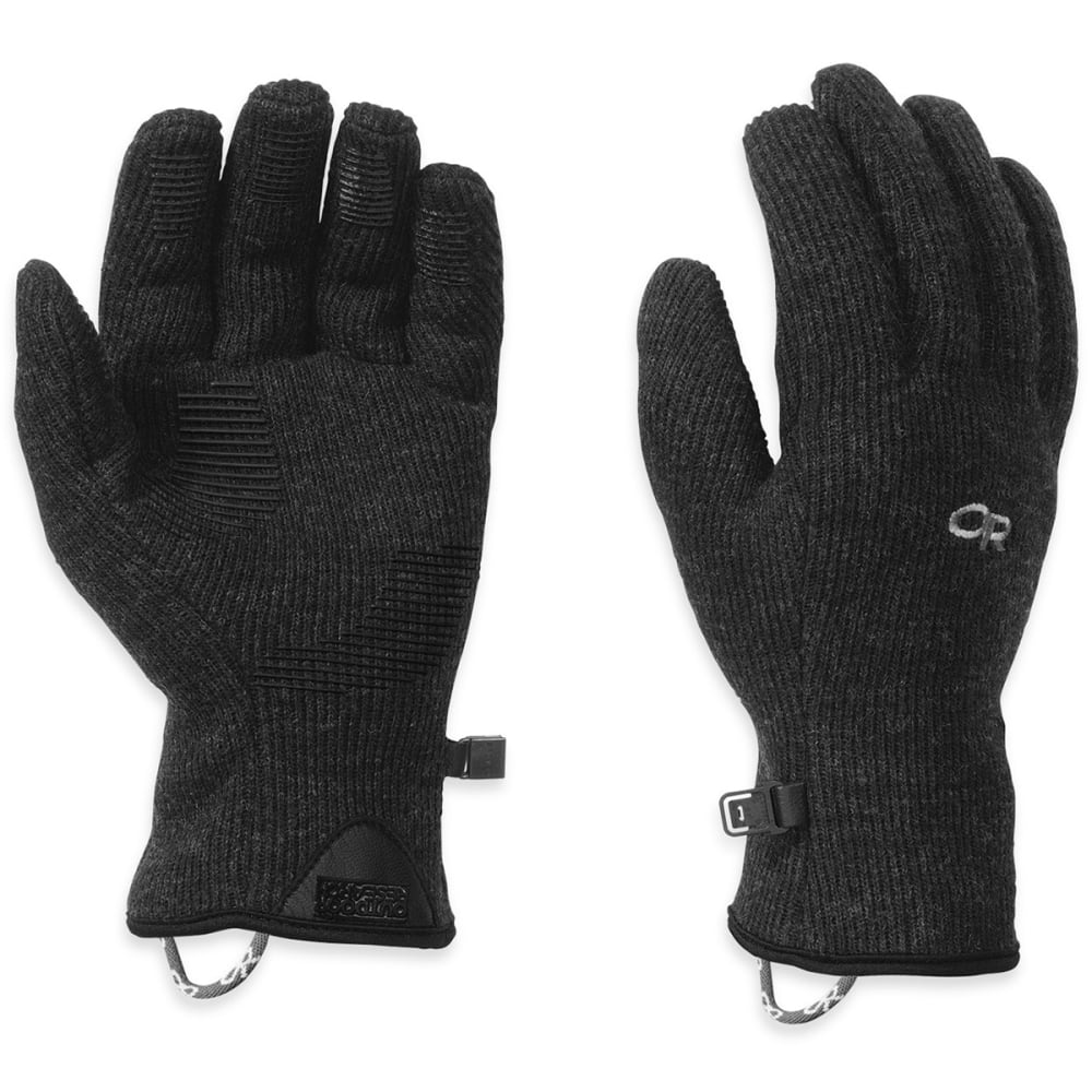 OUTDOOR RESEARCH Men's Flurry Sensor Gloves - BLACK-0001