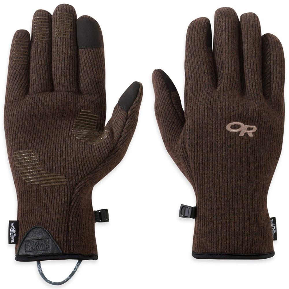 OUTDOOR RESEARCH Men's Flurry Sensor Gloves - EARTH-0820