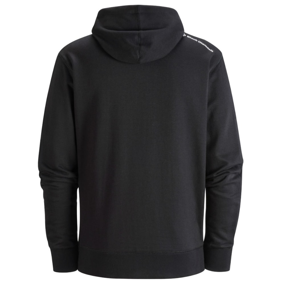BLACK DIAMOND Men's BD Icon Hoody - BLACK