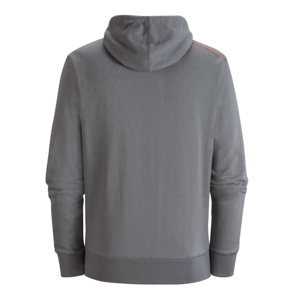 BLACK DIAMOND Men's BD Icon Hoody - NICKEL